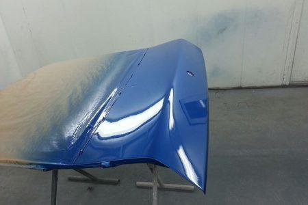 Ford Capri Restoration Project